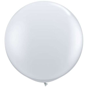 Party Balloon Clear round 90cm