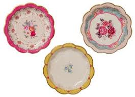 Truly Scrumptious Cake Plates set of 12