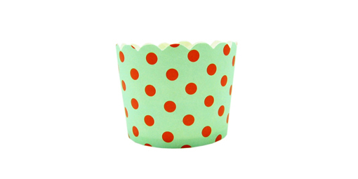 Robert Gordon Little Circus Spotty Cupcake Wrappers